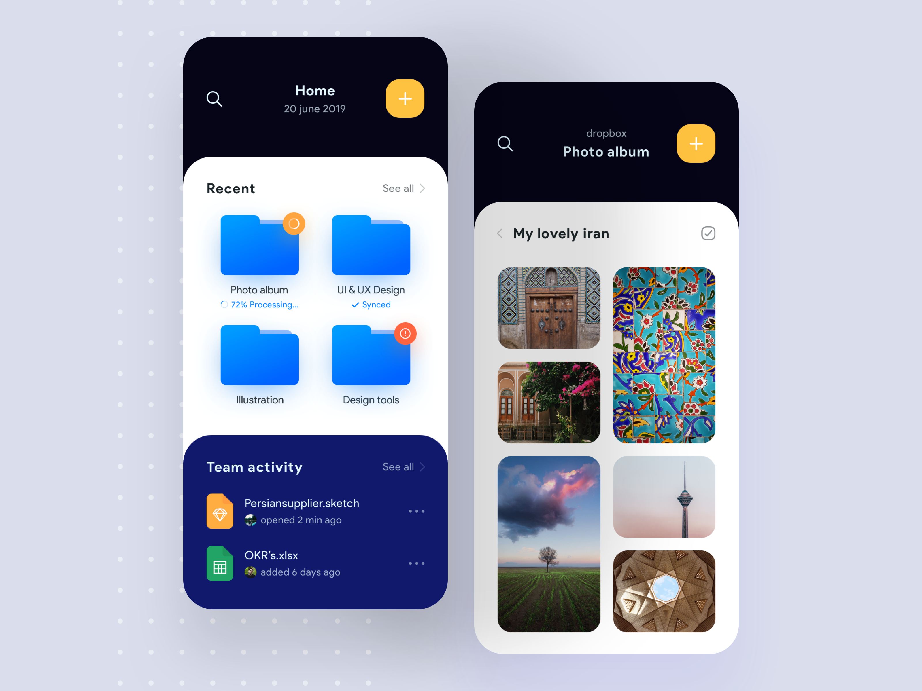 Dropbox UI Concept.png